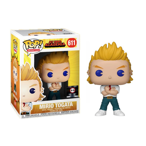 Pop! Mirio Togata Exclusive Vinyl Figure