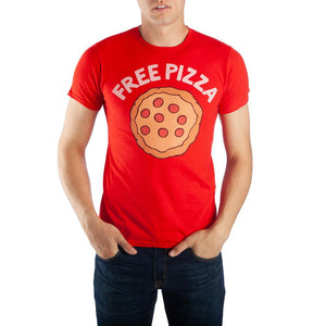 Free Pizza T-Shirt