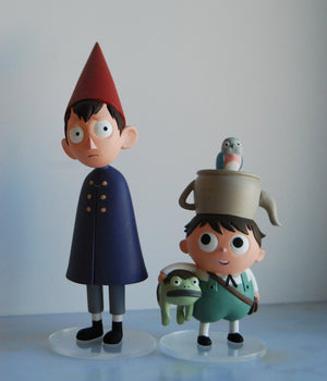 Over the Garden Wall Handmade Figures