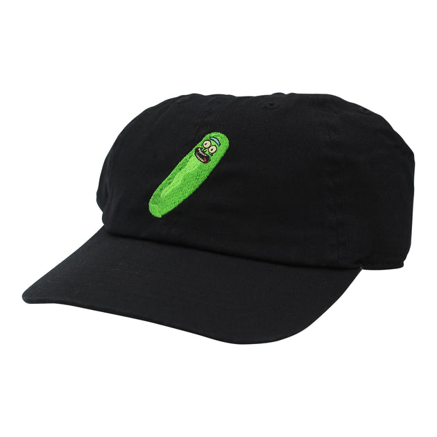 Pickle Rick Dad Hat