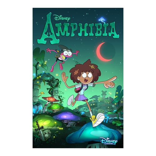 Amphibia Posters