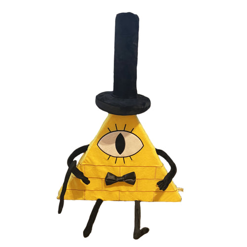 Deluxe Bill Cipher Plush