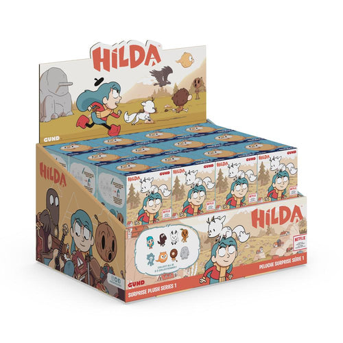 Plush Clips - Hilda