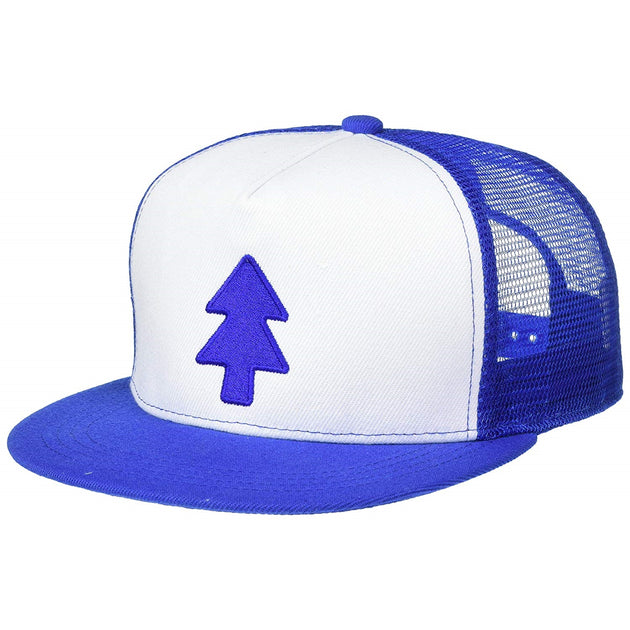 Dipper's Hat - Royal Blue Trucker