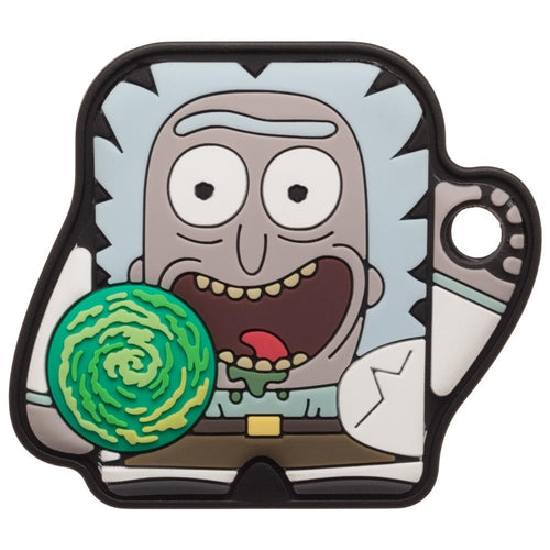 Foundmi 2.0 - Rick and Morty