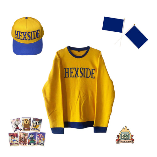 Hexside School Spirit Bundle *Pre-Order*