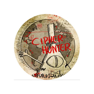 Cipher Hunt Sticker