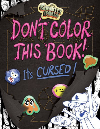 Don't Color This Book