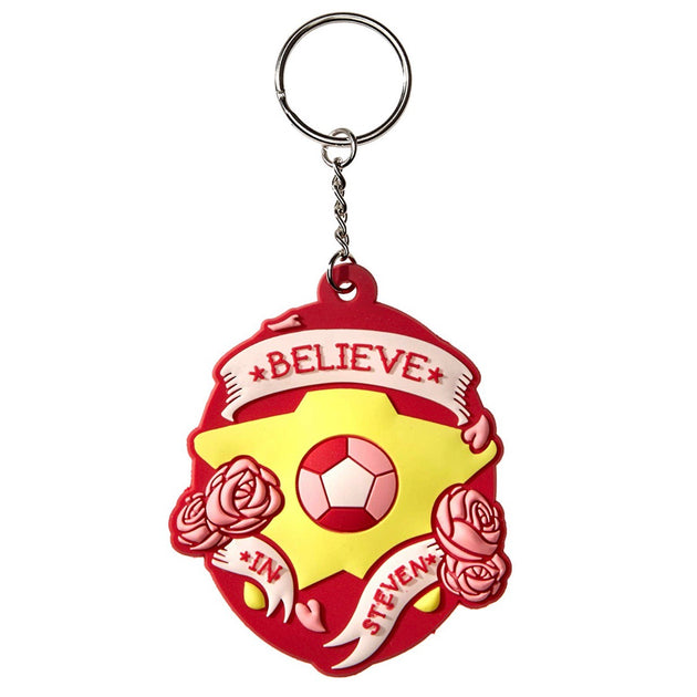 Believe in Steven Keychain