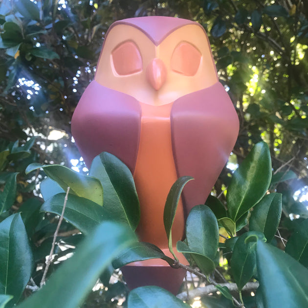Owlbert Staff Head