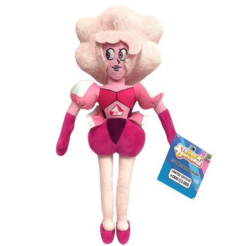 Pink Diamond Plush
