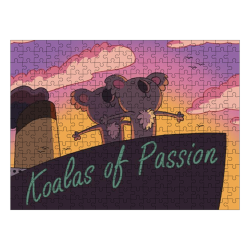 Koalas of Passion Puzzle
