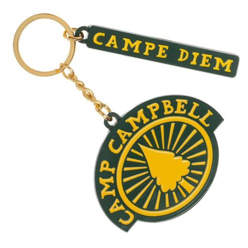 Camp Campbell Keychain