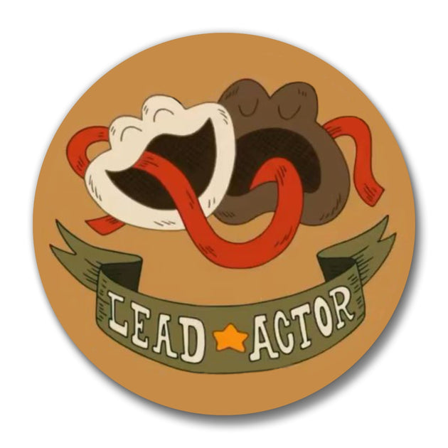 Lead Actor Button