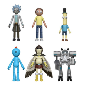 Action Figures - Rick and Morty