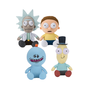Rick and Morty Large Plush