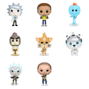 POP Figures - Rick and Morty