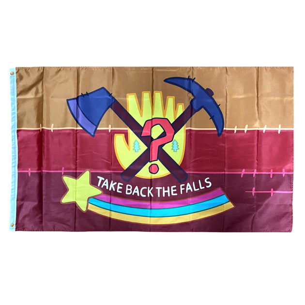 Take Back the Falls Flag