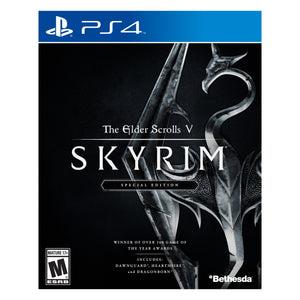 Skyrim Special Edition - PlayStation 4