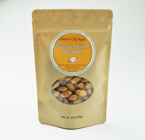 Albina City Nuts (3oz) (JS)