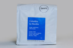 Heart Coffee Roasters' Colombia Loma Linda