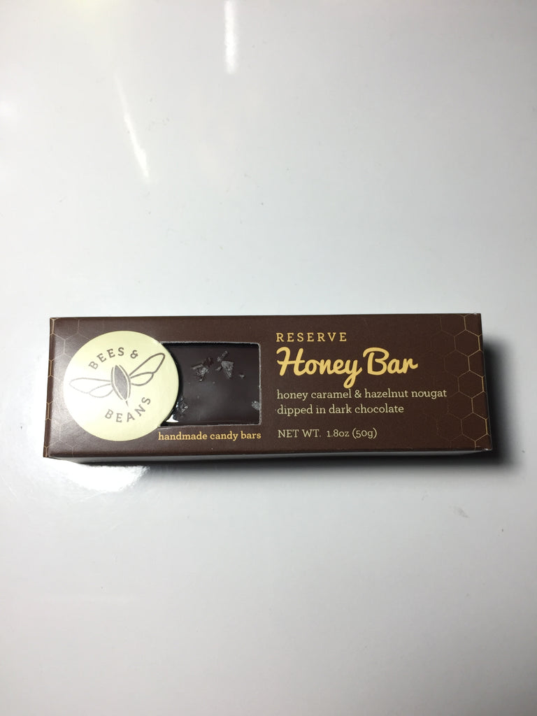 Bee and Beans Reserve Honey Bar