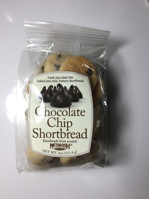 McTavish Shortbread Minis: 4oz
