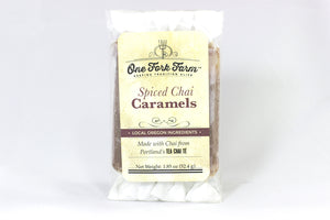 One Fork Farm Caramels (1.85 oz) (JS)