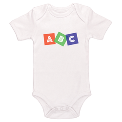 ABC Baby / Toddler Bodysuit