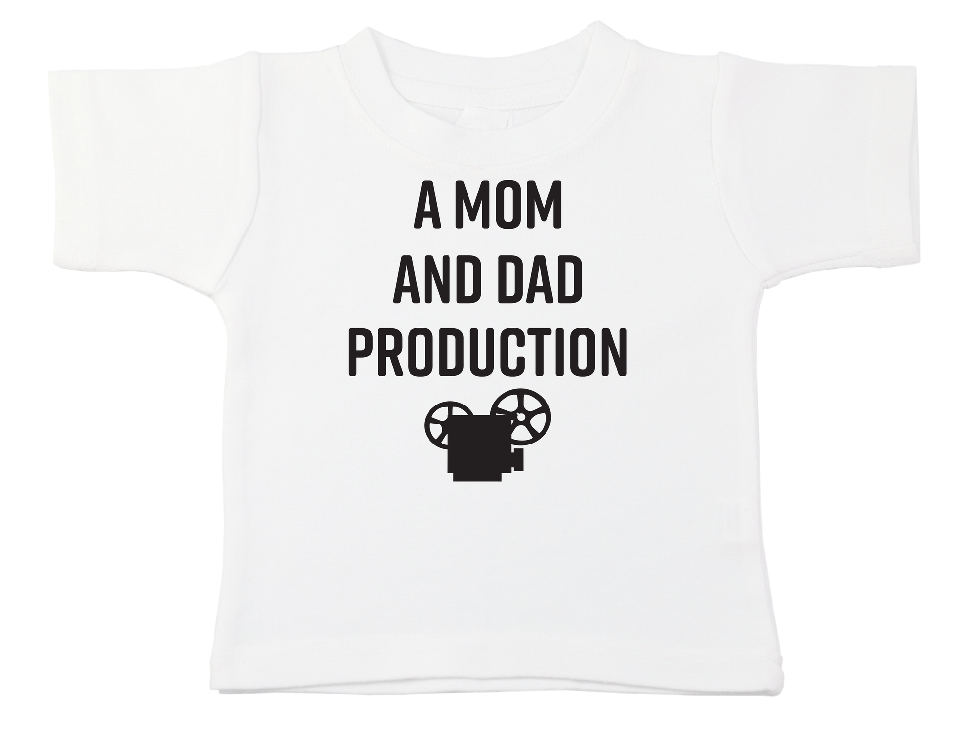 A Mom And Dad Production Tee