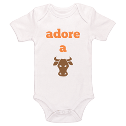 Adore A Bull Baby / Toddler Bodysuit