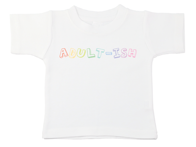 Adultish Tee