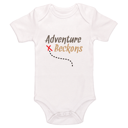 Adventure Beckons Baby / Toddler Bodysuit