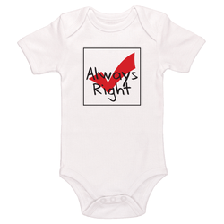 Always Right Baby / Toddler Bodysuit