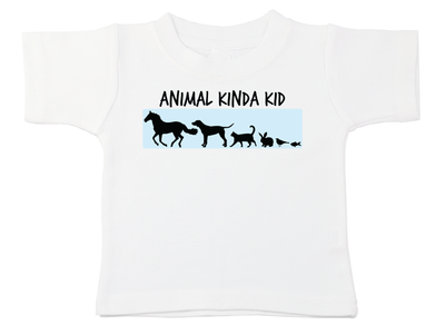 Animal Kinda Kid Tee