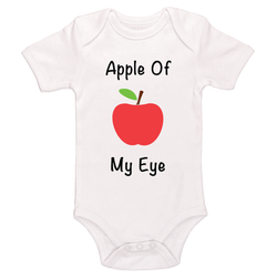 Apple Of My Eye Bodysuit