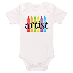Artist Baby / Toddler Bodysuit