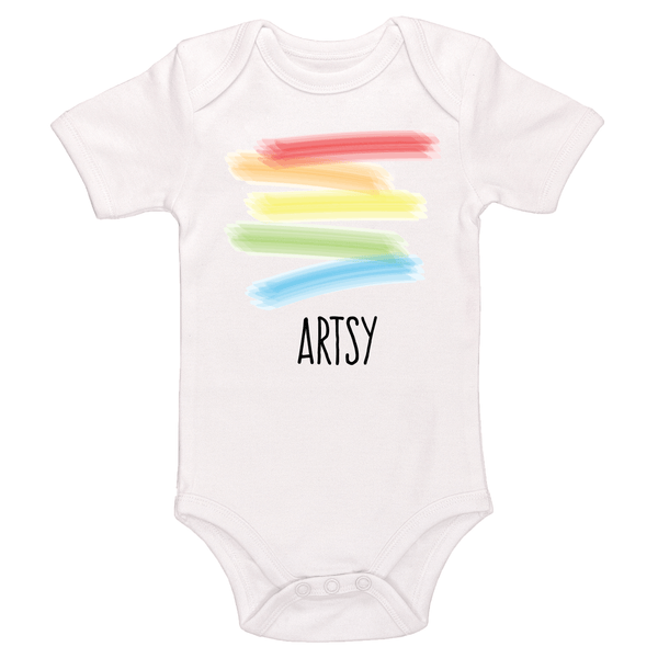 Artsy Baby / Toddler Bodysuit