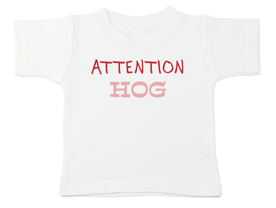 Attention Hog Tee