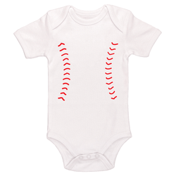 Baseball Baby / Toddler Bodysuit