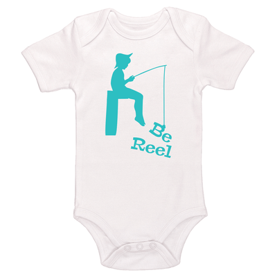 Be Reel Baby / Toddler Bodysuit