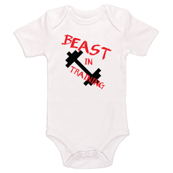 Beast In Training Bodysuit
