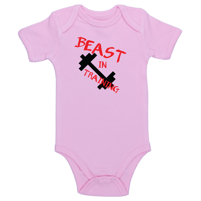 Beast In Training Baby / Toddler Bodysuit