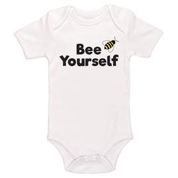 Bee Yourself Baby / Toddler Bodysuit