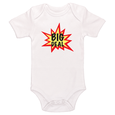 Big Deal Baby / Toddler Bodysuit