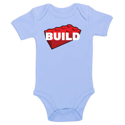 Build Baby / Toddler Bodysuit