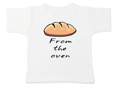 Bun From The Oven Tee