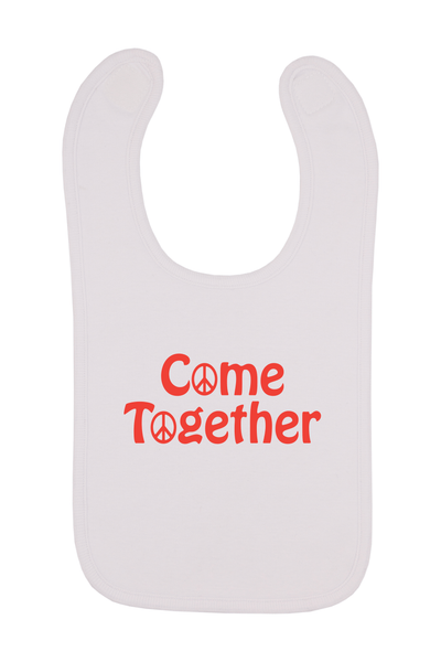 Come Together Baby Bib, 0-24 Months