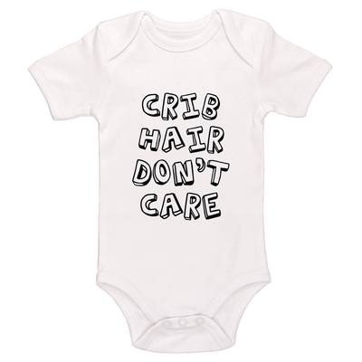 Crib Hair Don't Care Baby / Toddler Bodysuit