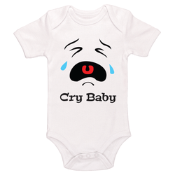 Cry Baby Baby / Toddler Bodysuit